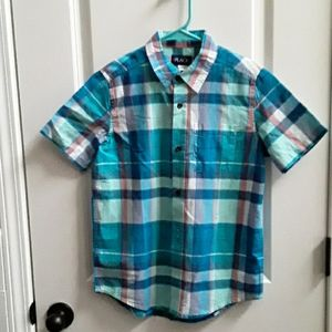 New Children's Place Shirt-Boys Size Large (10/12)